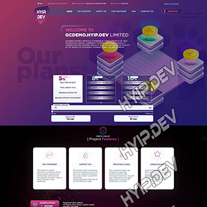 goldcoders hyip template no. 013