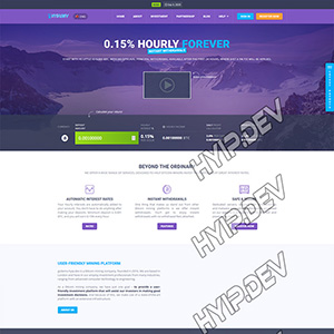 goldcoders hyip template no. 021