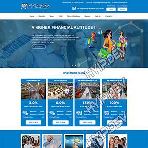 goldcoders hyip template no. 002