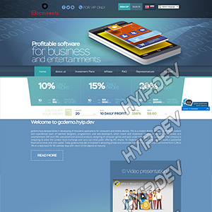 goldcoders hyip template no. 036