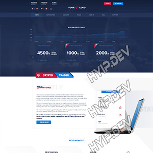 goldcoders hyip template no. 042