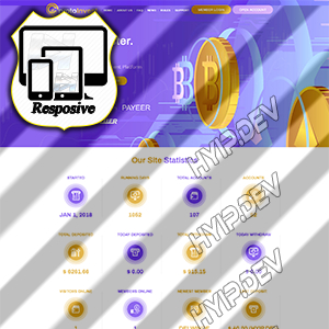 goldcoders hyip template no. 064