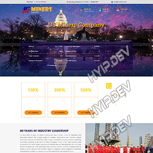 goldcoders hyip template no. 067