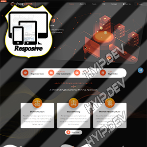 goldcoders hyip template no. 070