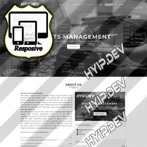goldcoders hyip template no. 086