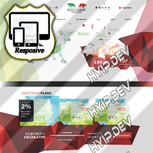 goldcoders hyip template no. 088