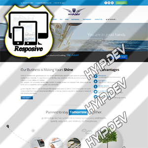 goldcoders hyip template no. 092