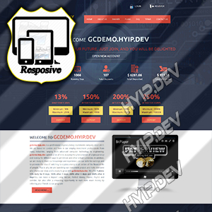 goldcoders hyip template no. 112