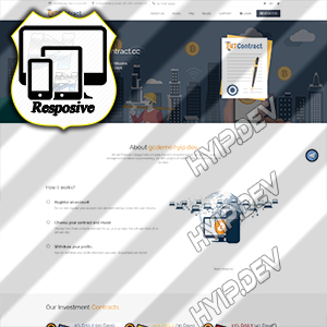 goldcoders hyip template no. 114