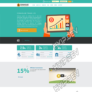 goldcoders hyip template no. 123