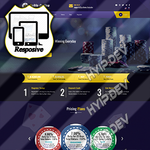 goldcoders hyip template no. 130