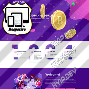 goldcoders hyip template no. 148
