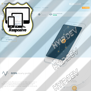 goldcoders hyip template no. 164