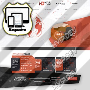 goldcoders hyip template no. 168