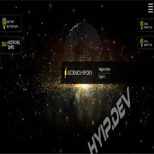goldcoders hyip template no. 173