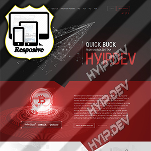 goldcoders hyip template no. 178