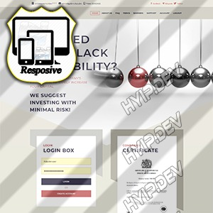 goldcoders hyip template no. 183