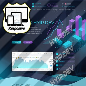 goldcoders hyip template no. 185