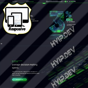 goldcoders hyip template no. 190